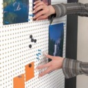 Pro-Display: магнитно-пробковая доска