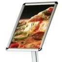 Pro-Display: менюборд с поворотной клик-рамкой