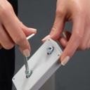 Pro-Display: фото сборки буклетницы