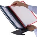 Pro-Display: настольная перекидная стойка для документов и информации