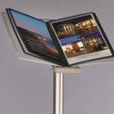 Pro-Display: ПЭТ карманы для перекидных информационных стоек