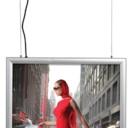 Pro-Display: двусторонние световые панели подвешиваются к потолку