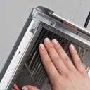 Pro-Display: уплотнительная полоса защищает от попадания влаги