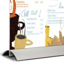 Pro-Display: классический менюхолдер