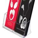 Pro-Display: карман А4 с разделителем, двухсекционный