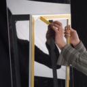 Pro-Display: рамка наклеивается на стекло/витрину