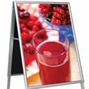Pro-Display: интерьерный штендер Eco A-board