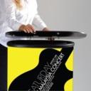 Pro-Display: POP-UP промо-стойка (кейс, панель, столешница)