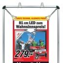 Pro-Display: алюминиевая рамка для постеров