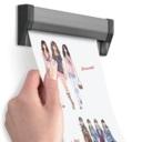 Pro-Display: для зажима документа просто вставьте его внутрь профиля