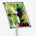 Pro-Display: классический менюборд (закругленные уголки)